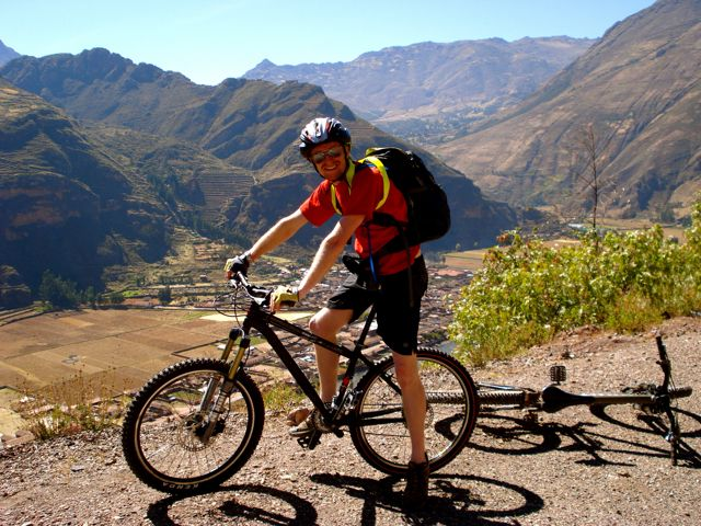 8. Steve on the bike ride to Pisac in 2009.jpg